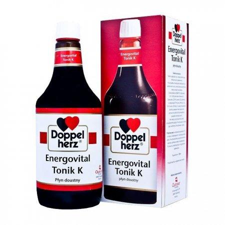 Doppelherz Energovital Tonik K 1 L