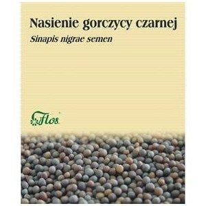 Gorczyca czarna nasiona 50g