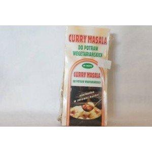 Curry masala do dań wegetariańskich 75g
