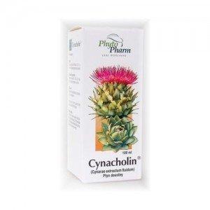 Cynacholin płyn doustny 100 ml