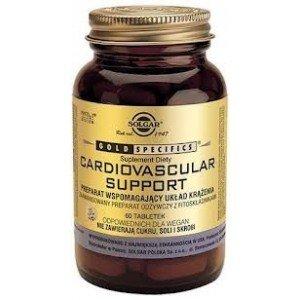 SOLGAR Cardiovascular Support 60 tabl.