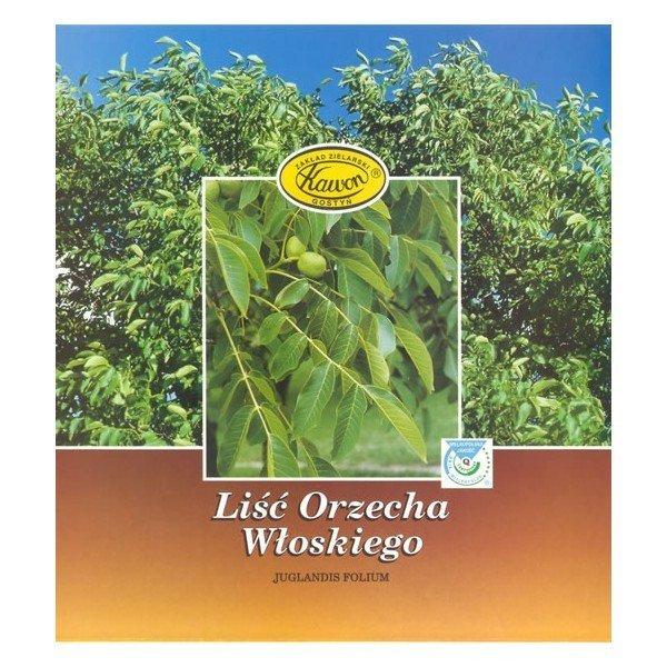 Orzech włoski liść 50g