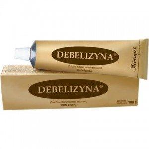 Debelizyna pasta doustna 0,6545 g/g 100 g