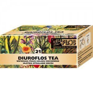 Fix DIUROFLOS Tea 25 toreb.