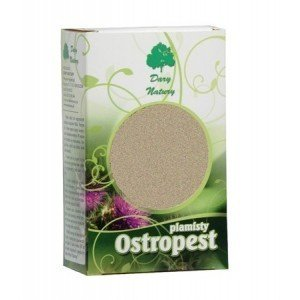 Ostropest plamisty nasiona mielone 100g