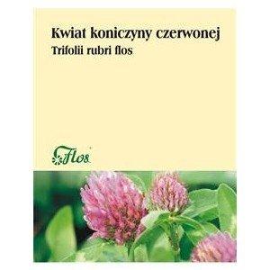 Koniczyna czerwona łąkowa kwiat 50g