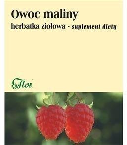 Malina owoc 50g