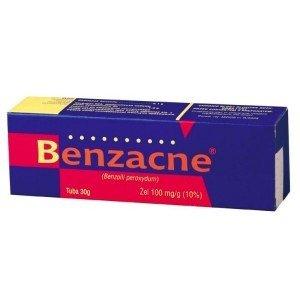 Benzacne 10% żel 30 g