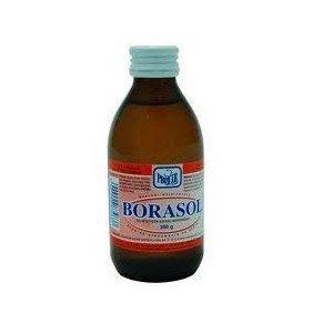 BORASOL kwas borny 3% 200g
