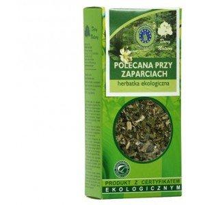Herbata przy ZAPARCIACH 50g Dar Natury