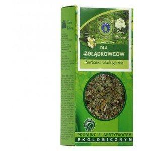 Herbata dla ŻOŁĄDKOWCÓW 50g Dar Natury
