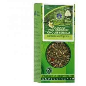 Herbata obniżająca CHOLESTEROL 50g Dar Nat