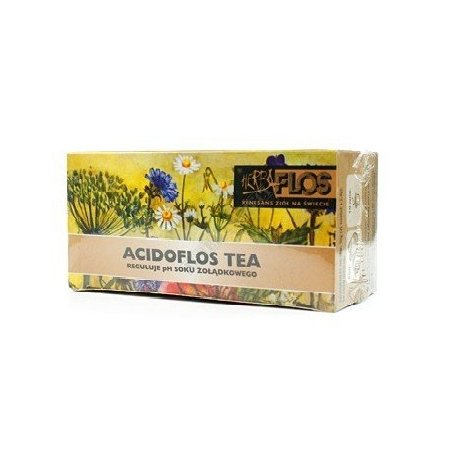Fix ACIDOFLOS TEA nr 31  2 g 25 toreb.