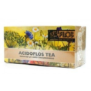 Fix ACIDOFLOS TEA nr 31 2 g 25 toreb.