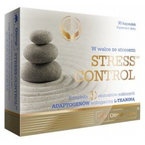 Olimp Stress Control kaps. 30 kaps.