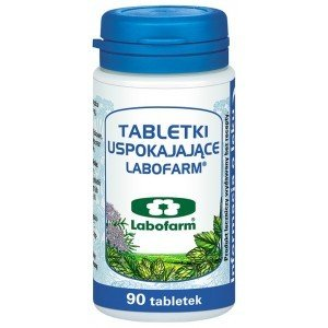 Tabletki uspokajające Labofarm tabl.powl. 90ta
