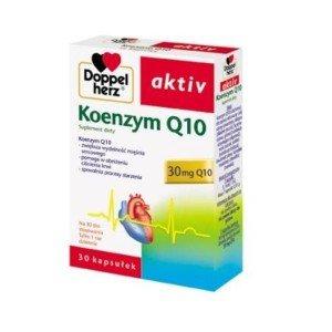 Doppelherz aktiv Koenzym Q10 kaps. 30kaps.