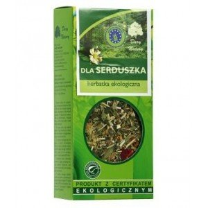 Herbata dla SERDUSZKA 50g Dar Natury