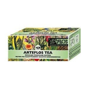 Fix ARTEFLOS Tea nr 17 2 g 25 toreb.