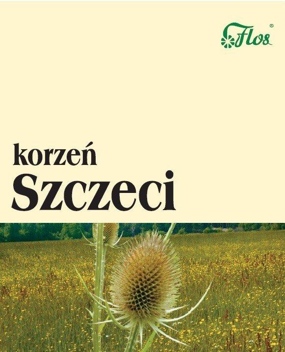 Korzeń Szczeci 50g Flos