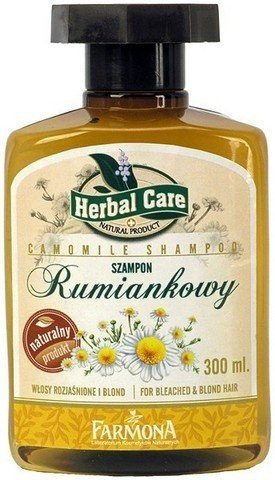 HERBAL CARE SZAMPON RUMIANKOWY 300ML