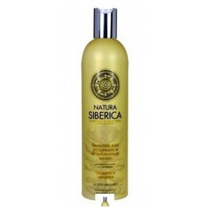 Natura Siberica balsam do włosów-osłabione 400ml