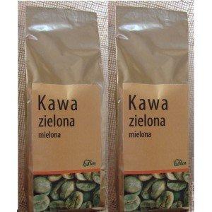 ZIELONA KAWA MIELONA, 200G