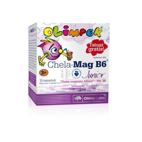 OLIMPEK CHELA-MAG B6 Junior prosz. 15sasz.