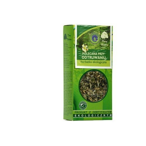 Herbata ODTRUWAJĄCA 50g Dar Natury