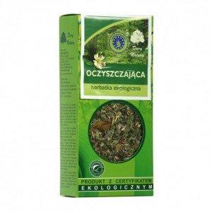 Herbata OCZYSZCZAJĄCA 50g Dar Natury