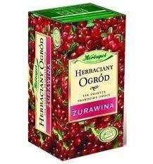 Fix herbat. H.OGROD ŻURAWINA 20X2,5