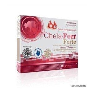 Olimp Chela Ferr Forte kaps. 30 kaps.