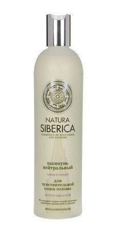 Natura Siberica szampon do włosów NEUTRALNY 400ml