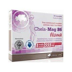OLIMP Chela-Mag B6 Mama kaps. 30 kaps.