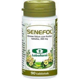 Senefol tabletki 0,3 g 90 tabl.