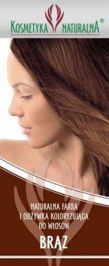 Farba do włosów BRĄZ 65 ml