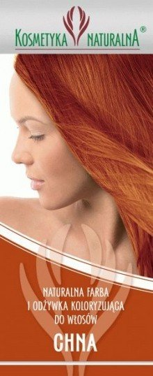 Farba do włosów CHNA 65 ml