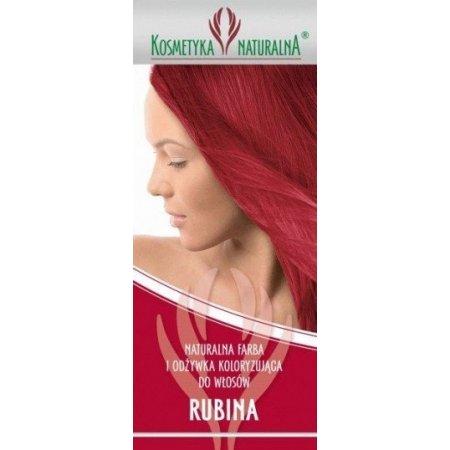 Farba do włosów RUBIN 65 ml