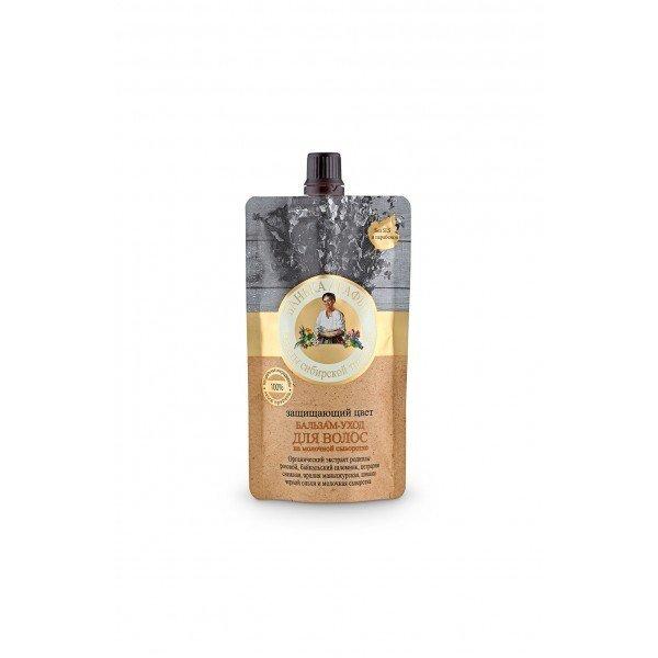 Serwatkowy szampon pielęgnacyjny ochrona-koloru Bania Agafii 100ml