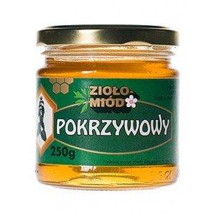 Ziołomiód pokrzywowy 250 g