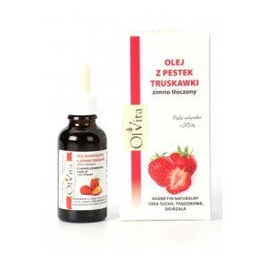 Olejek kosmetyczny z pestek truskawki 30 ml