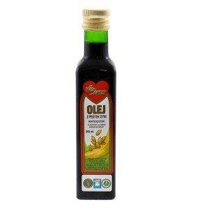 Olej z pestek dyni nierafinowany 250 ml