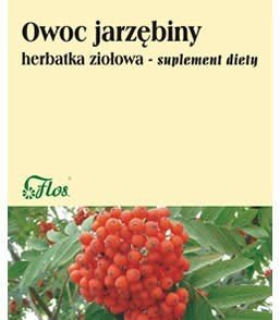 Jarzębina owoc 50g