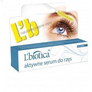 L' Biotica Aktywne serum do rzęs 7 ml