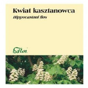 Kasztanowiec kwiat 50g