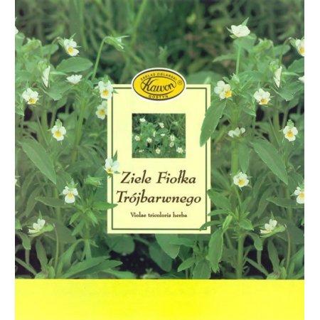 Fiołek trójbarwny ziele 50g