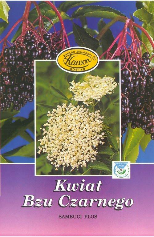 Bez Czarny kwiat 50 g
