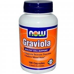 Graviola 100 kaps. Now Foods