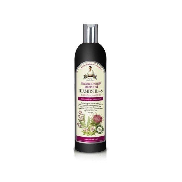 Receptury Babuszki Agafii szampon na łopianowym propolisie p/wyp