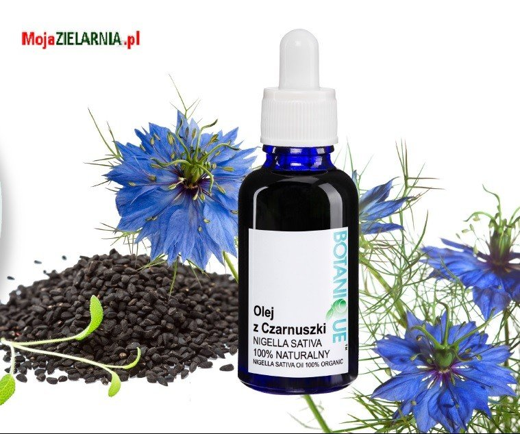 Olej z czarnuszki 30 ml